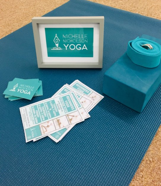 Michelle Nicholson Yoga