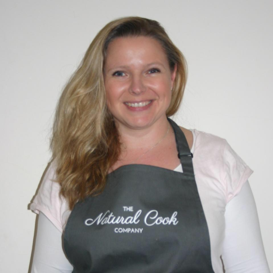 Becca - Owner of the Natural Cook Company