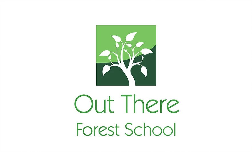 Out There Forest School Logo