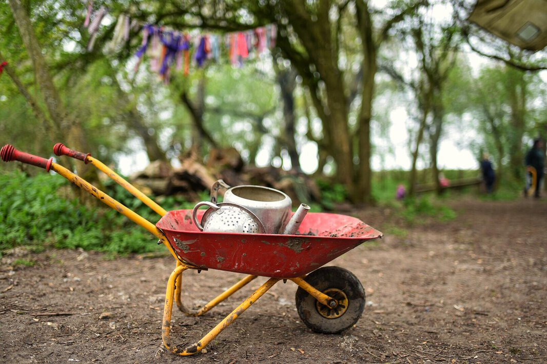 Out There Forest School image one