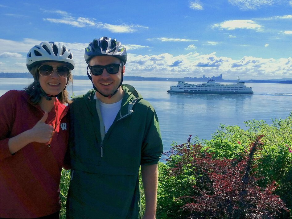 Seattle cycling tours image one