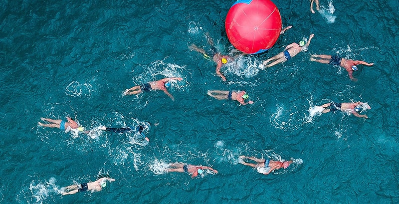 Open Water Swimming Session